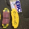 PHL ผ้าเบรคหน้า EBC YELLOW STUFF HONDA ACCORD 2003-2012