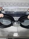 แว่นตาว่ายน้ำเด็กลาย Ben 10 สีดำ