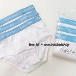 2063 Calvin Kien Boys' Underwear ขนาด M(8-10) ปี