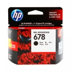 ตลับหมึกอิงค์เจ็ท HP 678 (CZ107AA) ดำ