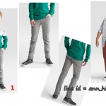 2069 Boys' Moto Skinny Stretch Chino Pants - Cat & Jack ขนาด 16,18 ปี