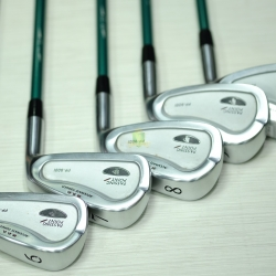 Iron set Miura PP-9001 6-9,P / TourAD-85 (Flex R)