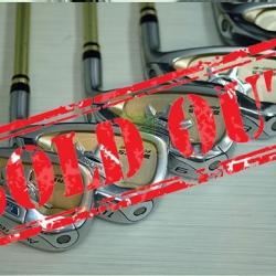 Iron set Honma MG700 6-10,aw (Flex R)** 49g. C8/365g./CPM365