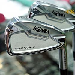Iron set Honma TW737V 5-10 / Vizard ib95 (Flex S)