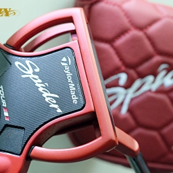 """Pt.Taylormade Spider Tour Red 34""""-35"""""""