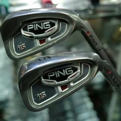 Iron set Ping i15 4-9,W / TFC615 (R)