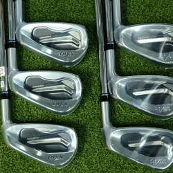 Iron set XXIO Forged MX6000 5-9,P / N.S. PRO930GH (NEW) Free Golf bag XXIO