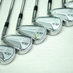 Iron set PRGR iD Forged 4-9,P / SSIII 095 (Flex S)