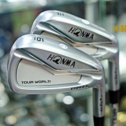 Iron set Honma TW727P 5-10 Zelos8 (Flex S)