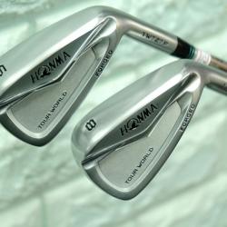 Iron set Honma TW727P 6-11/ MCI 90S (Flex S)