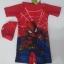 ชุดว่ายน้ำบอดี้สูทเด็กชาย ลายสไปเดอแมน มีสีฟ้า / สีแดง (คละสี) thumbnail 2