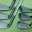 Iron Set Srixon Z745 Black 5-9,P D.G Design Tuning S200 (Flex S) thumbnail 4