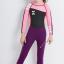 ชุดว่ายน้ำเด็กควบคุมอุณหภูมิ เป็นชุด wetsuit เหมาะกับการใส่ว่ายน้ำหรือดำน้ำ ผลิตจากผ้า Neoprene หนา 2.5 mm. ป้องกันความหนาว / ป้องกันแสงแดด UPF 50+ thumbnail 1