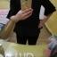 Pre-order เสื้อทำงาน สีดำ คอกลมแขนระบาย งานน่ารักเรียบร้อย มีไซส์ใหญ่ S - 6XL thumbnail 15