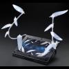 เปิดรับPreorder มีค่ามัดจำ 400 บาท p-bandai Seraphim Feather Effect Parts Set for RG Wing Gundam Zero EW