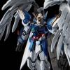 เปิดรับPreorder มีค่ามัดจำ 1000 บาท p-bandai RG 1/144 Wing Gundam Zero EW & Drei Zwerg (Titanium Finish)