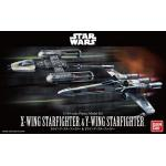 Mecha Collection 1/144 X-WING STARFIGHTER & Y-WING STARFIGHTER ลำขนาดไม่เกินฝ่ามือ