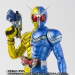 เปิดรับPreorder มีค่ามัดจำ 500 บาท Tamashii Web Shop S.H.Figuarts Kamen Rider Double Luna Trigger*Japan Lot**
