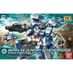 HGBD 1/144 Seravee Gundam Scheherazade 2200yen