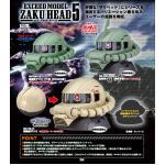 เปิดรับPreorder มีค่ามัดจำ 200 บาท GD EXCEED MODEL ZAKU HEAD 5