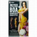 (มี1 รอเมลฉบับที่2 ยืนยันก่อนโอน )Glitter & Glamours Boa Hancock Crash Style – One Piece