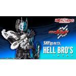 เปิดรับPreorder มีค่ามัดจำ 500 บาท Tamashii web shop S.H.Figuarts Hell Bro's*Japan Lot**