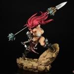 เปิดรับPreorder มีค่ามัดจำ 1300 บาท 1/6 Erza Scarlet The Knight Ver. (PVC Figure)//ค่าย Orca Toys// สูง 31.5 cm