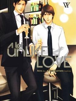 A lot unlike love + The Witch By Kazuya Nakahara