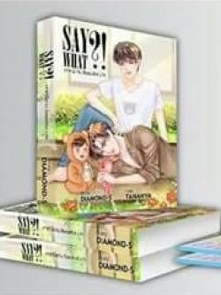 Say what ภาค 1 + 2 + ภาคพิเศษ + The Best Memories with Taewon (ครบชุดของแถมรอบจอง) ♥ Diamond-s