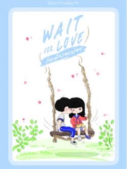 Boxset Wait For Love รักแล้วรอหน่อย + ที่คั่น 2 ชิ้น by Heartbreakxr's