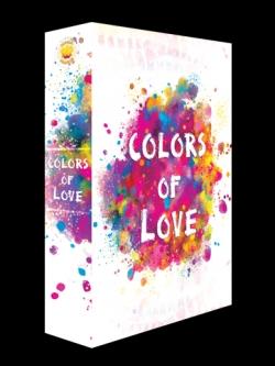 BOXSET COLORS OF LOVE by Fiction_Y By 여 님 (ยอนิม) , Fiction_MAME12938 , Key คีย์ , Love one , โหลดองเค็ม DTBII และ Teddy Bear แห่ง คานาเดีย *พร้อมส่ง