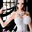 35530 OP LADY EDGE:WEDDING-BOA.HANCOCK-(A NORMAL COLOR VER) สีขาว // สูง 25 cm
