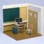 (มี1รอเมลฉบับที่2 ยืนยันก่อนโอน) Nendoroid Playset #01: School Life Set B