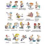 เรียนภาษาเกาหลี ออนไลน์ เรื่อง โชกึบ1 บทที่ 2과 일상생할 กิจกรรมชีวิตประจำวัน ( ครั้งที่ 2 ) ตอนที่ 11