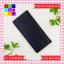 M long leather Lych Black กระเป๋าสตางค์ผู้ชาย แบบยาว สีดำ thumbnail 2