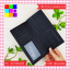 M long leather Lych Black กระเป๋าสตางค์ผู้ชาย แบบยาว สีดำ thumbnail 3