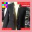 เสื้อคลุม ทรงสูท แขนยาว แต่งเลื่อม สีดำ thumbnail 3