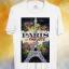 BP125 เสื้อยืด Retro City : Paris thumbnail 1
