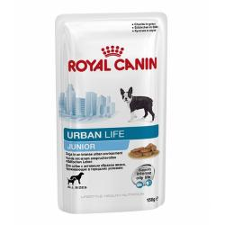 Royal Canin Pouch Urban Life Junior ส่งฟรี