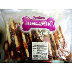 """Bokdok สันในไก่เสียบครันชี่ 5"""" 450 กรัม 2แพ็ค"""