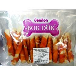 Bokdok ไก่พันปลาแผ่น 32 ชิ้น 2แพ็ค