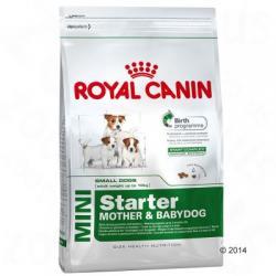 Royal Canin Mini Starter (Mother & Baby dog) 1 กิโลกรัม ส่งฟรี