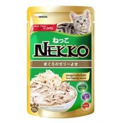 เน็กโกะ เพาซ์ สูตรปลาทูน่าหน้าเนื้อไก่ 1ลัง (48ซอง) ส่งฟรี