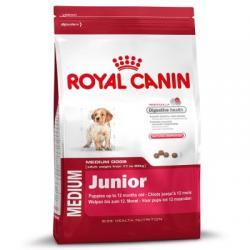 อาหารสุนัข Royal Canin Medium Junior แบ่งขาย 4กิโลกรัม ส่งฟรี