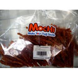 Mochi Yummy สันในไก่อบแห้ง (แบบเส้น) 2แพ็ค