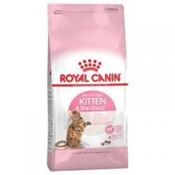 Royal Canin Cat Kitten Sterilised 2 กิโลกรัม ส่งฟรี