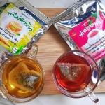 ชาไม่อยากข้าว ชาละลายพุง บ้านสมุนไพรปัณณิกา 4 ห่อ